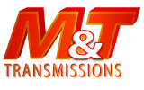 Logo for M & T <i>Transmissions